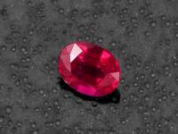 天然红宝石戒面价格贵吗?这要看具体品质如何