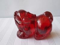红宝石貔貅摆件价格是多少?看完你就懂了!