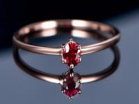 人工红宝石和天然红宝石的区别?如何区分天然和人工?