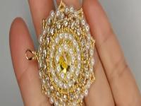 金色珍珠的颜色分级,金色珍珠里外都是金色吗?