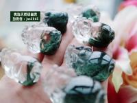绿幽灵什么品相最好?绿幽灵手串怎么算品质好?