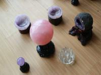 粉水晶球的风水作用!粉水晶球的妙用!