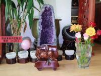紫晶洞的能量太强了!紫晶洞如何给水晶洞消磁净化。
