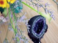 如何挑选紫水晶洞?8个选购的小撇步