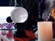 白水晶球风水作用!白水晶球的用处!
