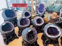 紫晶洞摆放家中好不好?为什么越来越多人喜欢摆放?