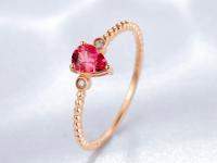 红宝石有烧无烧的价值,原来差异这么大?
