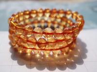 黄水晶的风水作用与功效,佩戴好处。
