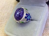 紫龙晶手镯在洗澡时是不适合戴的?