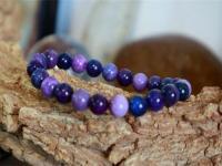 佩戴紫龙晶的好处?有什么灵性作用?