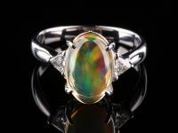 揭秘不为人知的小众宝石——欧泊,它可是国际认定的十月生辰石!