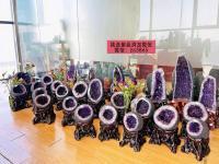 20万元水晶洞价格图片!好的紫晶洞都是什么形状!