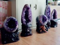 如何保养紫水晶洞?四步骤让它亮晶晶