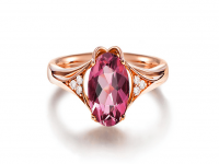 和红宝石相似的宝石很多,我们该如何区分红宝石与红碧玺?